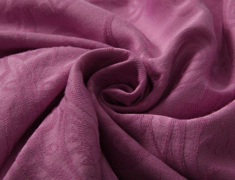 Custom Design Rayon Spandex woven 3D Jacquard Fabric for women's dress
