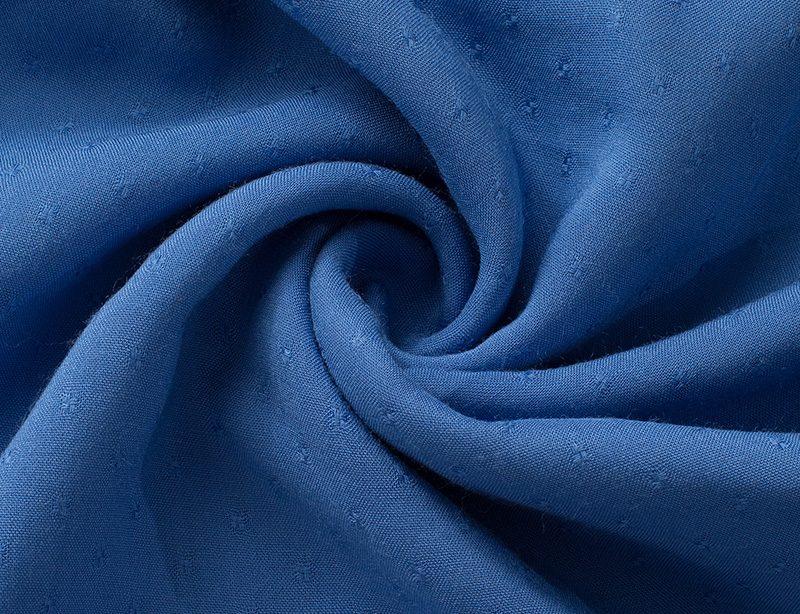 New Design Crepe Bubble Rayon Jacquard fabric Polyester Lycra Spandex knit Fabric