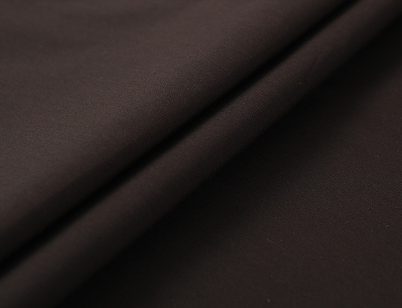 Hot sale cotton fabric 78% cotton 22% nylon mixed fabric for women's wear