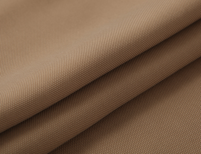 Most popular brown plain dyed super soft twill woven 100% tencel fabric for dresses