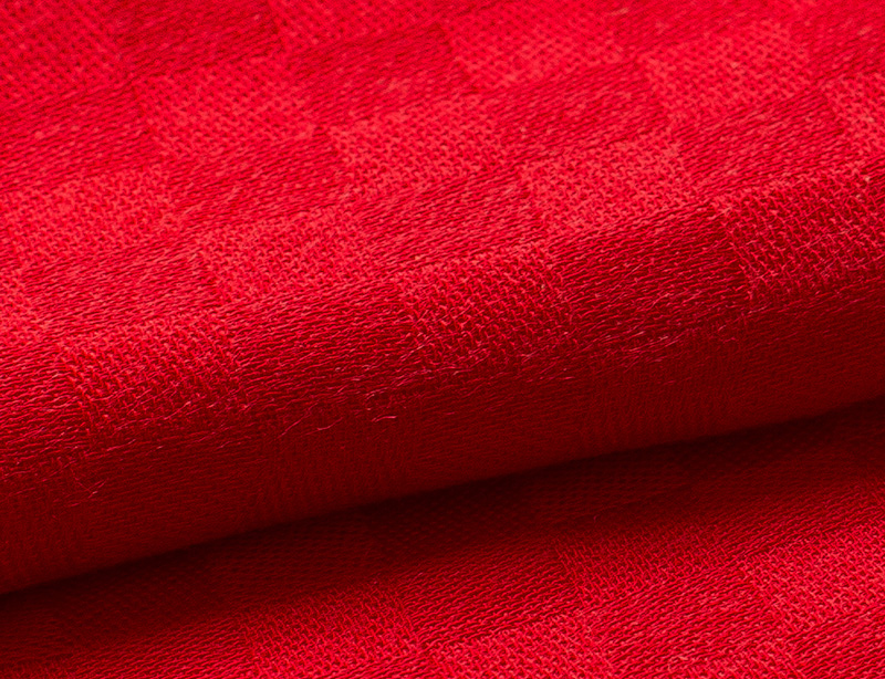 Factory wholesale woven 100% rayon jacquard fabric for garment