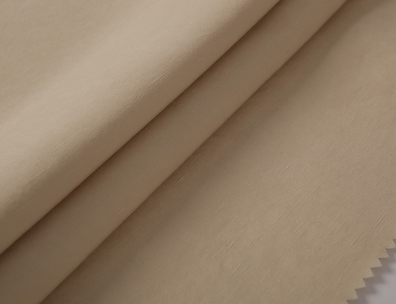 Soft breathable linen cotton fabric for curtain and dress , eco-friendly thin linen fabric linen